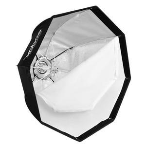 Image 3 - Godox UE 120cm Bowens Mount Octagon Umbrella Softbox soft box with Bowens Mount for Bowens Mount Studio Flash Light