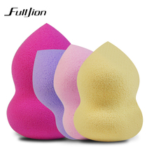 1 Pcs Foundation Sponge Puff Facial Makeup Sponge Cosmetic Puff Flawless Beauty Powder Puff Make Up Sponge for face