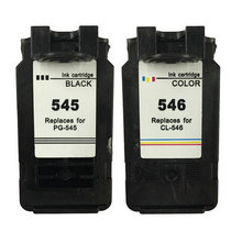 PG-545 CL-546 For Canon PG 545 CL 546 Ink Cartridge PIXMA MG2400 MG2450 MG2500 MG2550 MG2580 G2950 IP2880 IP2850 MX495