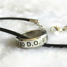 EXO Ring With Rope [12 styles]