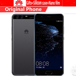 Huawei P10 4G RAM 128 go ROM micrologiciel mondial téléphone portable pleine bande LTE Octa Core 5.1