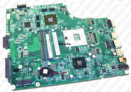 MB.PTN06.001 MBPTN06001 for <font><b>Acer</b></font> aspire 5820 <font><b>5820TG</b></font> laptop <font><b>motherboard</b></font> DAZR7BMB8E0 HM55 HD5650 DDR3 Free Shipping 100% test ok image