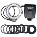 Mcoplus MP-MRF32 Macro Ring Flash Light for Canon EOS 6D 7D 60D 70D 450D 500D 550D 600D 700D T5i T4i T3i Camera as Meike FC-100