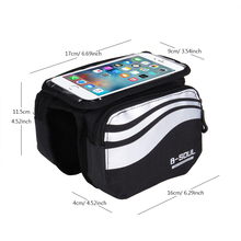 Road Cycling Mobile Bag 5.7 inches