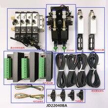 JD2040 SMT DIY złącze montażowe Nema8 wał drążony krokowy do wyboru miejsce podwójna głowica