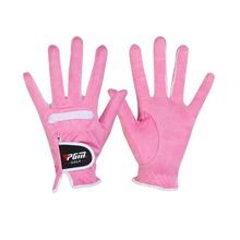 Womens Golf Gloves for Soft Fit Sport Grip Mittens Durable  Anti-skid Breathable Gloves With Anti-slip Golf Gloves Accessories