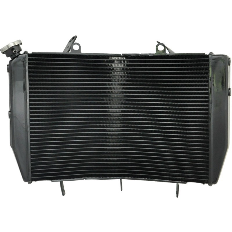 For Yamaha YZF R6 2006 2007 Water Cooling Radiator with Cap Replacement ALuminum Motorcycle Part YZF-R6 06 07 все цены