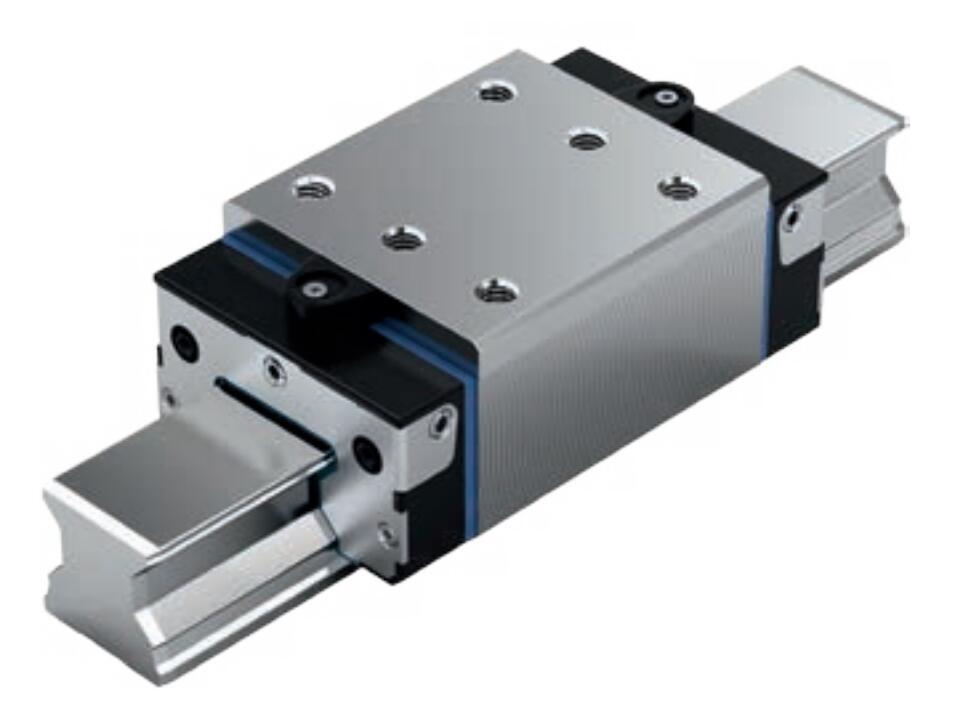 Roller linear bearing rail R18214322X