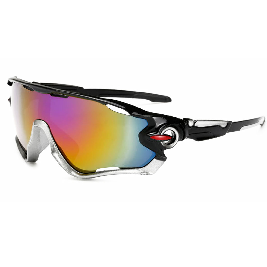 NEW 2018 Design Cycling Eyewear Bike Bicycle Sports Glasses Hiking  Men Motorcycle Sunglasses Reflective Explosion-proof Goggles