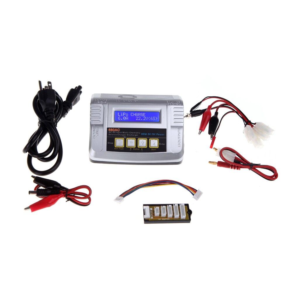 80 W 6A IMAX B6 LiPo/Vie/NiMH/NiCD/Pb Batterie Solde Chargeurs Déchargeurs