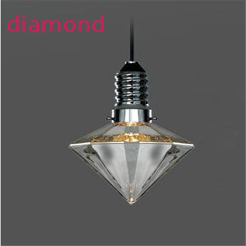LED crystal bulb novelty light pendant lamp decoration for christmas / bedroom gift for kids 150820