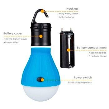 Waterproof Mini Light Bulb 2