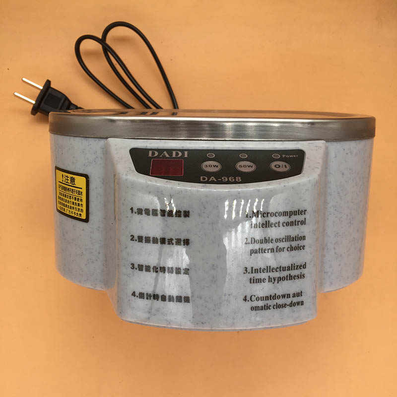 Print Head Mesin Cuci Pelarut Printhead Ultrasonic Cleaner untuk Spt Xaar 128 382 Polaris Konica DX4 DX5 Kepala Cleaning Bak Mandi Air Panas