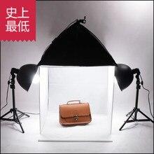 adearstudio 60cm studio box photography light softbox 4 background  studio box Mini Photo Studio Box CD50