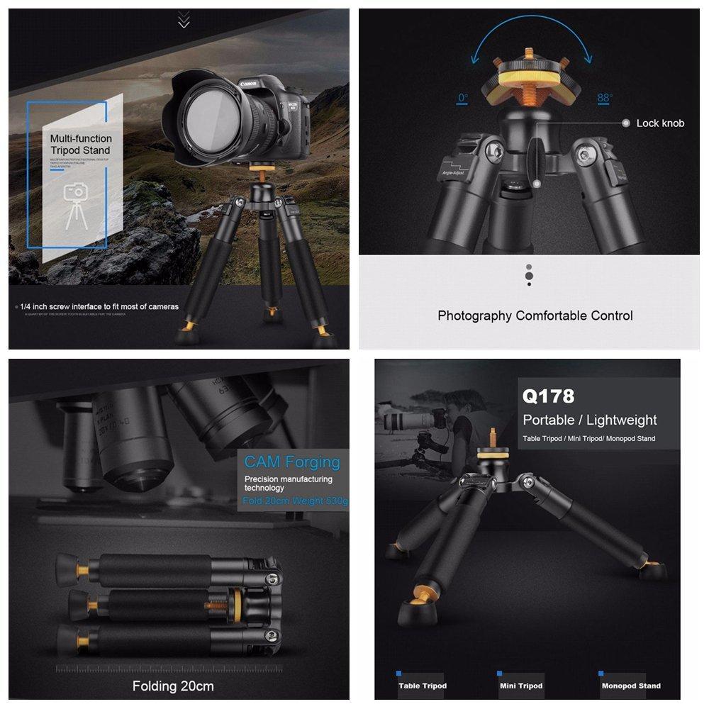Rəqəmsal SLR Kamera üçün İnteqral sferik başlığı olan - Kamera və foto - Fotoqrafiya 5