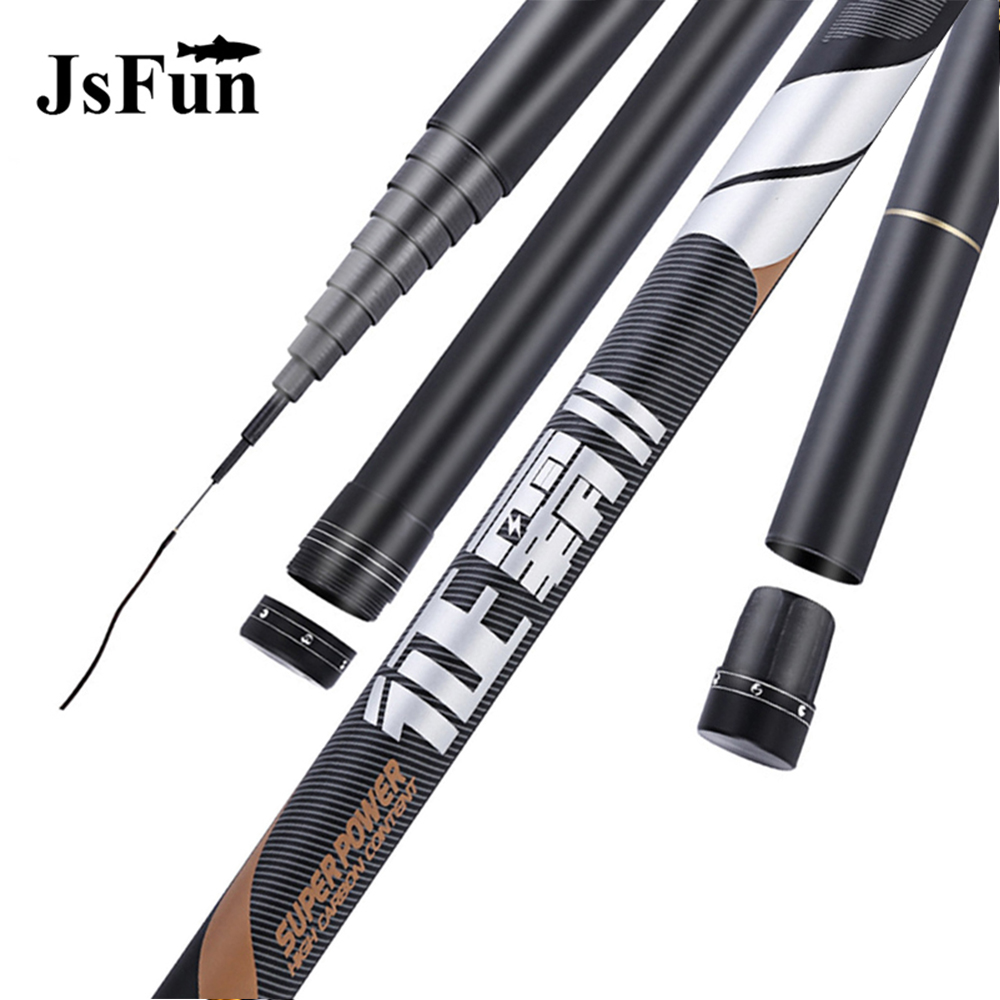 Ultra Long Hard 8 9 10 11 12 13 Meters Stream Hand Pole Carbon Fiber Casting Telescopic Fishing Rods Carp Fish Tackle L176 стоимость