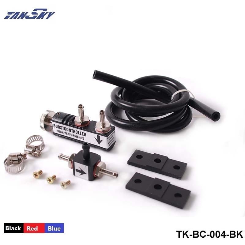 Universal Adjustable Manual Turbo Racing Boost Controller 30 PSI Boost Tee Type