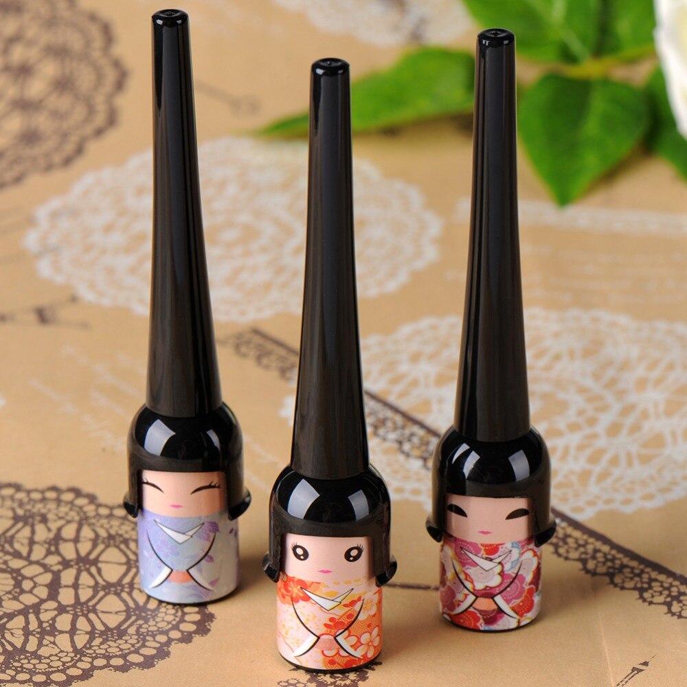 Łatwy w stosowaniu Kosmetyczny wodoodporny płynny eyeliner w - Makijaż - Zdjęcie 3