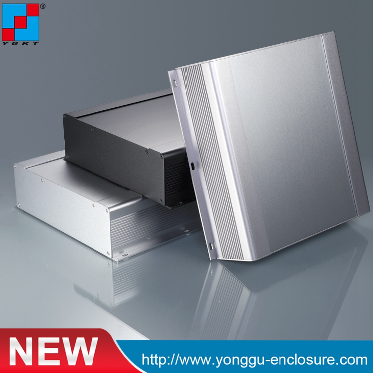 Aluminum Box Enclosure Case 250*73.5-250 mm (wxh-l) The aluminum cabinets chassis of the instrument grid communications new arrival gof p01 248 4x81 5x209 mm wxh d anodizing aluminum enclosure stereo case