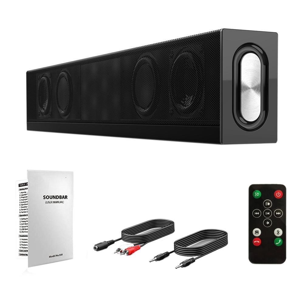New S688 Sound Blaster TV Desktop Bluetooth Speaker Bluetooth Audio