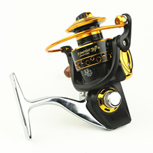 1000-7000 Series Aluminum Alloy wire cup metal interchangeable handle Spinning Fishing Reel Wheel