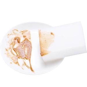 Image 2 - 50 unids/lote esponja melamina Borrador de esponja mágico para oficina de cocina Limpieza de baño Nano de alta calidad 9x6x3cm