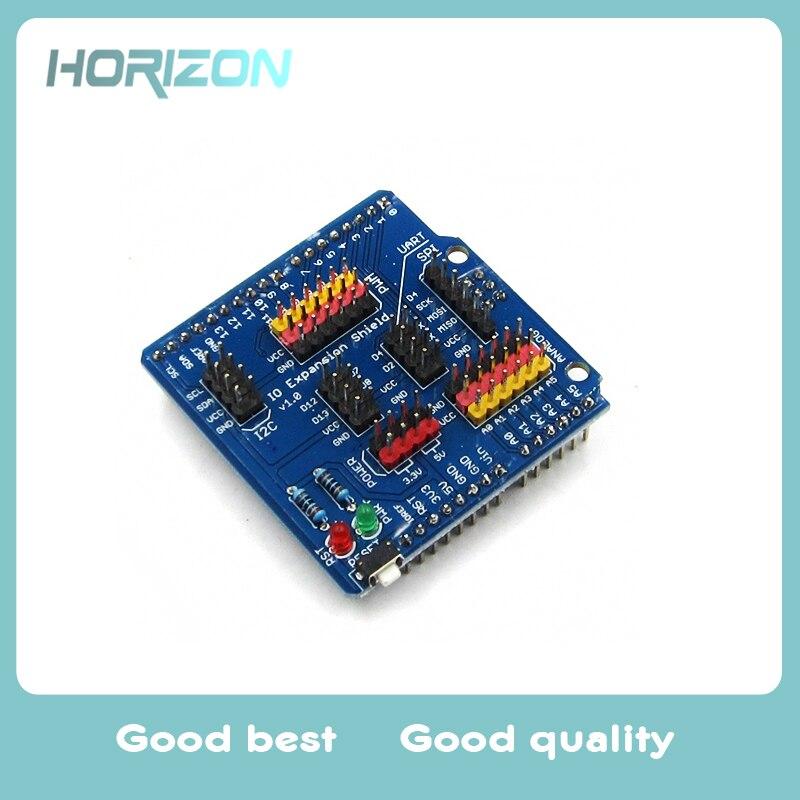 I/o Extension Board Sensor-erweiterungsplatine Für Arduino Uno Mega 2560 R3 Intelligente Haustechnik