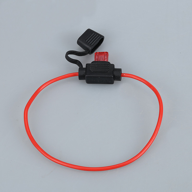 2Pcs Automobile Motorcycle Waterproof Rubber Inline Fuse Box Holder With Cable And Small 5A Fuse ATC_640x640 aliexpress com buy 2pcs automobile motorcycle waterproof rubber in line fuse box at virtualis.co