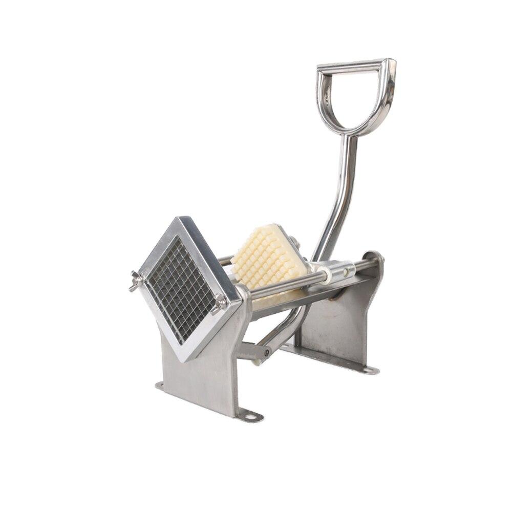 ITOP acier inoxydable frites coupe pommes de terre frites bande Machine à découper fabricant trancheuse hachoir Dicer Gadgets de cuisine - 2