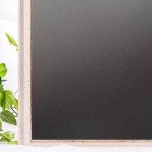 CottonColors Window Film  No Glue Static Home Decor Bathroom Privacy Glass Sticker Size 60 x 200Cm