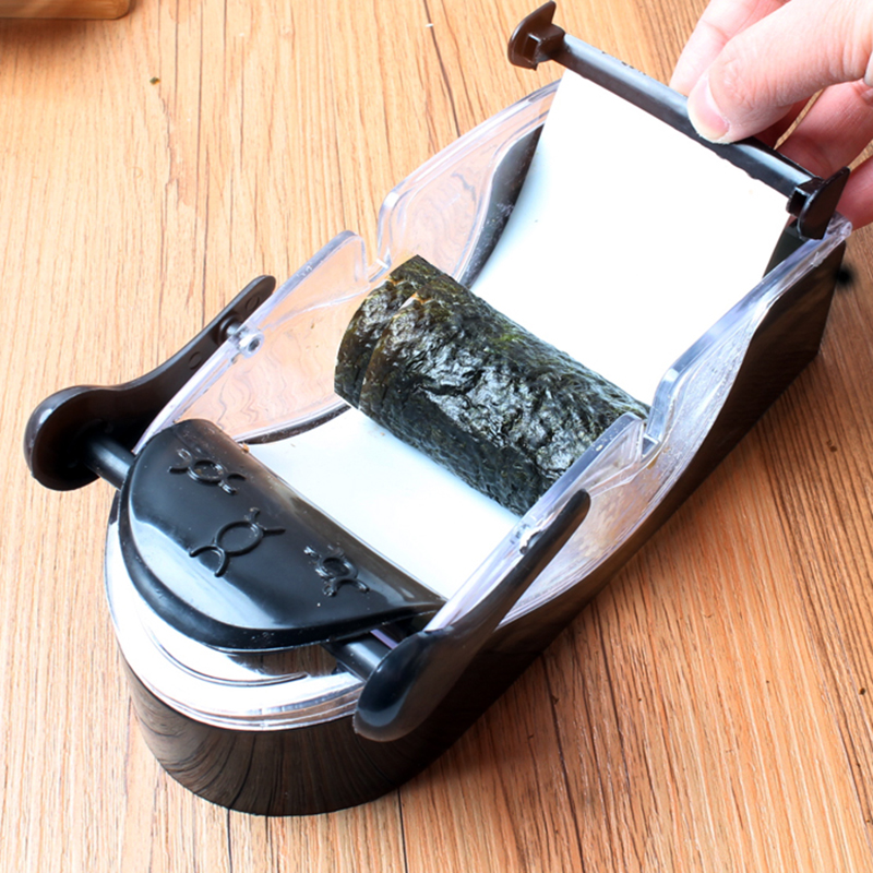 Sushi Maker Stampi Cucina Giapponese Riso Roller di Rolling ...