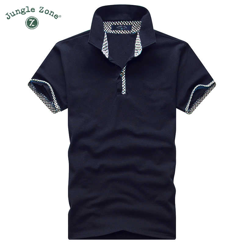Men Short Sleeve POLO Shirts Men's Brand Men short-sleeved polo shirt business men camisa polo masculina polos PO103