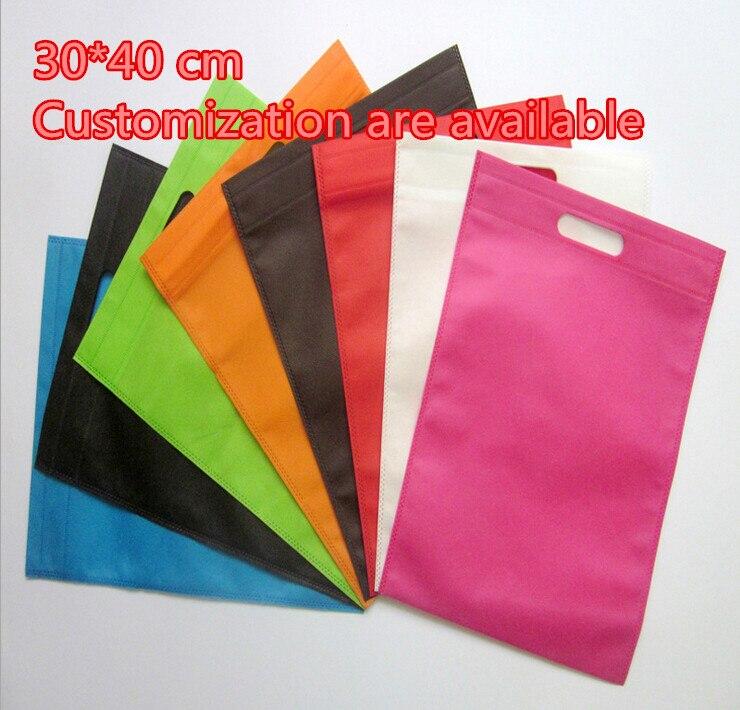 30*40cm 10 Pcs/lot Australia Package Vacuum Bags For Food Organza Gift Bag Jute Bag