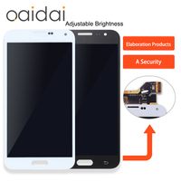 Super Amoled LCD Display For Samsung Galaxy S5 G900 SM G900F I9600 LCD Display Touch Screen