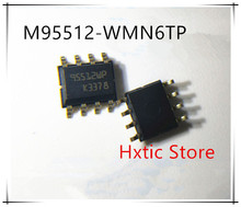 10Pcs M95512 WMN6TP M95512 WMN6 M95512 95512WP
