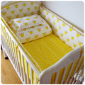 Baby bedding kit cotton bedding 10 sets of bed with mattresses bed pillow baby pillow size:105*60