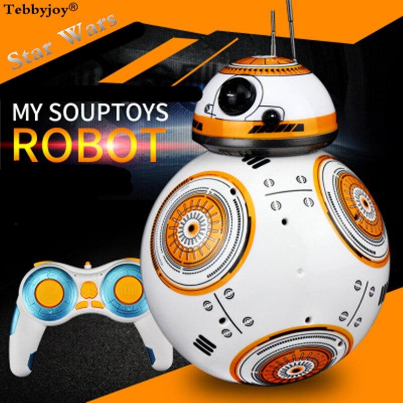 Интеллектуальные Star Wars Upgrade RC BB8 Робот - Радиоуправляемые игрушки