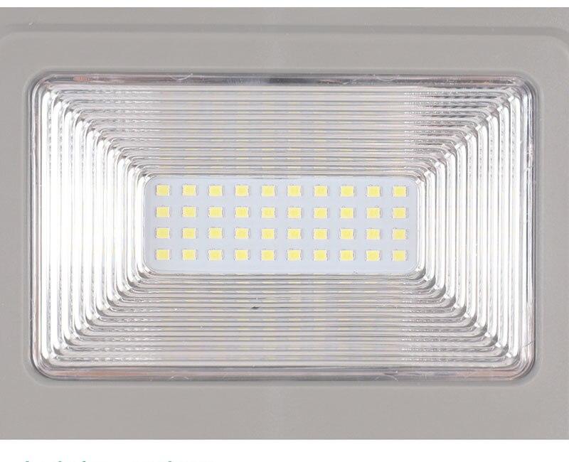 LED Solar Street Light 20W40W60W Super Bright Radar Motion Sensor Waterproof Security Lamp for Garden Yard Wall Light (8)