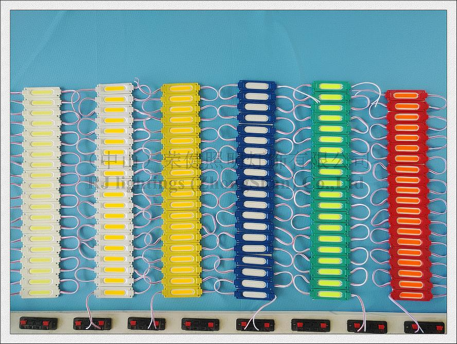 Image 4 - Светодиодный модуль COB, алюминиевая печатная плата, высокая яркость, COB, светодиодный пиксельный световой модуль для знака, канала, буквы DC12V, 2 Вт, 70 мм * 20 мм, светодиодный модульabs conventionlight alloylight cap  АлиЭкспресс