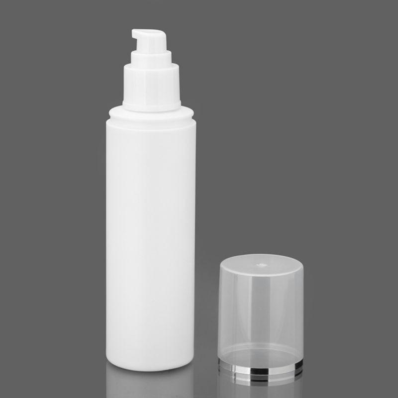 100ml 150ml 200ml Airless Pump Vacuum Pressure Emulsion