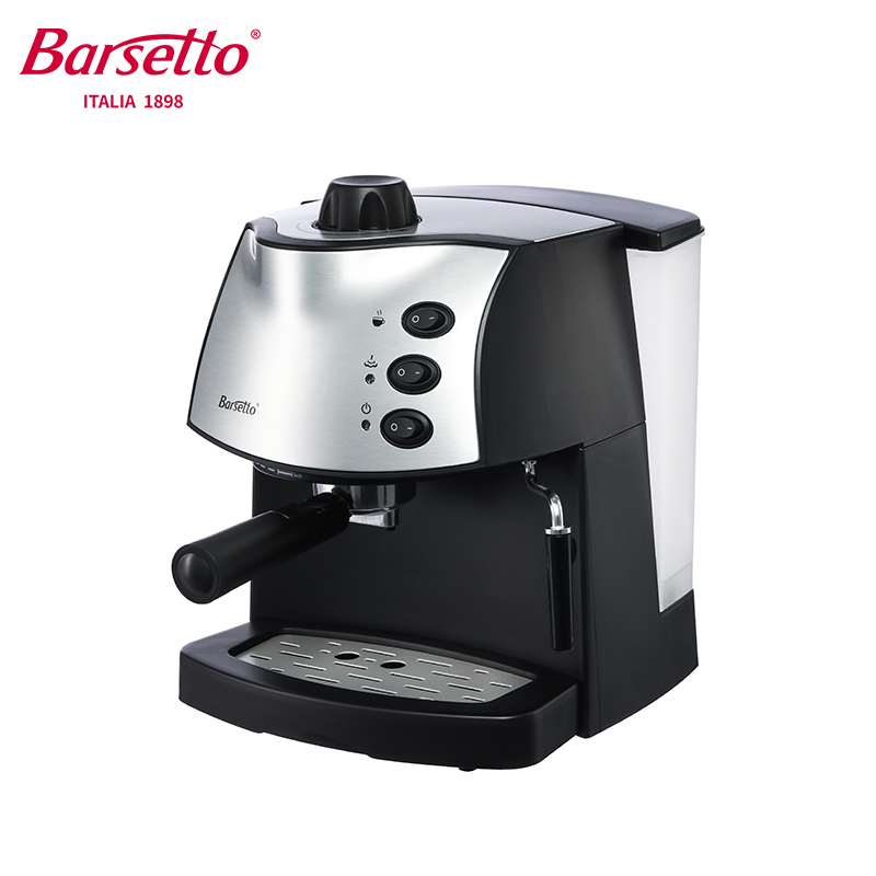 Coffee machine Barsetto BAA600L home intelligent fully automatic american style coffee machine drip type small is grinding ice cream teapot one machine
