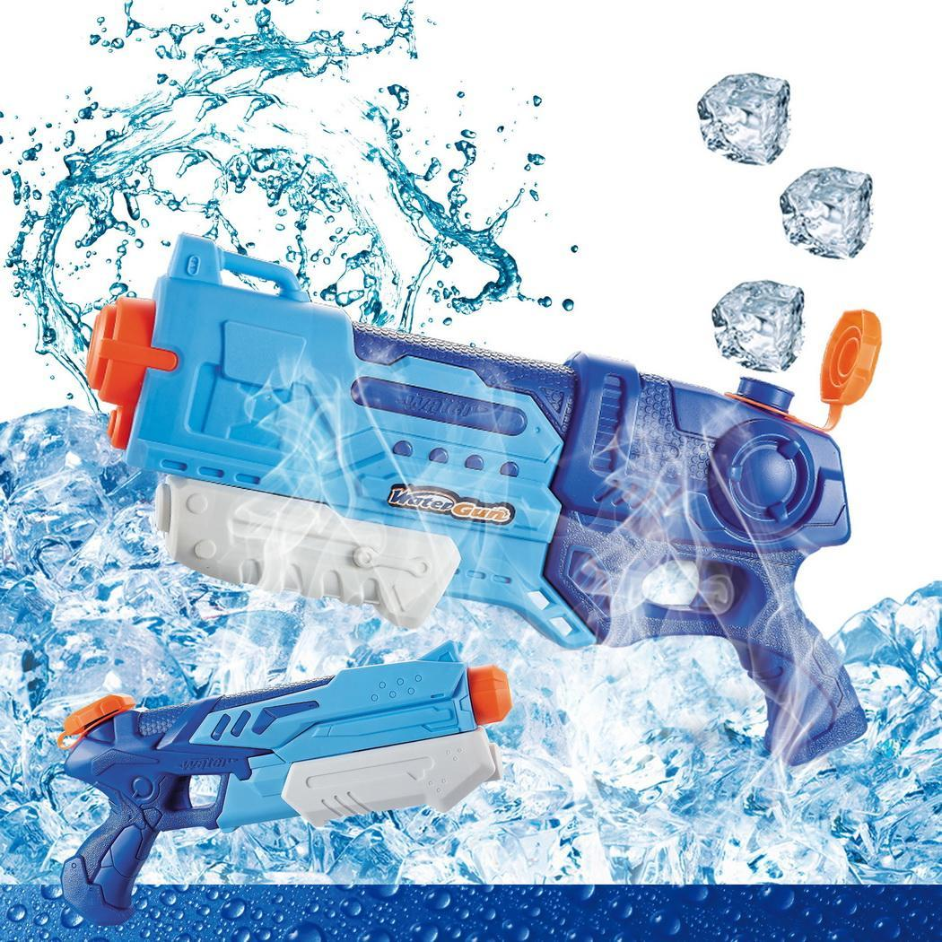 Portable Pull-on Children Water Gun Outdoor Water As Picture Toys 300ml, 900ml > 6 Years Old