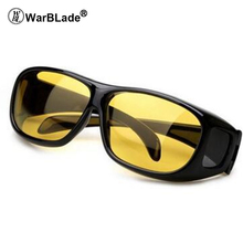 127468bdba07 2018 High Quality Driving HD Night Vision Yellow Lens Sunglasses Driver  Safety Sun glasses Goggles type