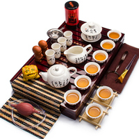 High Quality Cereamic Chinese Kungfu Tea set Teaware DrinkWare Teaset Y0070|drinkware|   -