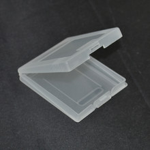 20pcs a lot Plastic cases Game Cartridge Cases for Nintendo GBC Games Card Cartridge Storage Box Protector(China)