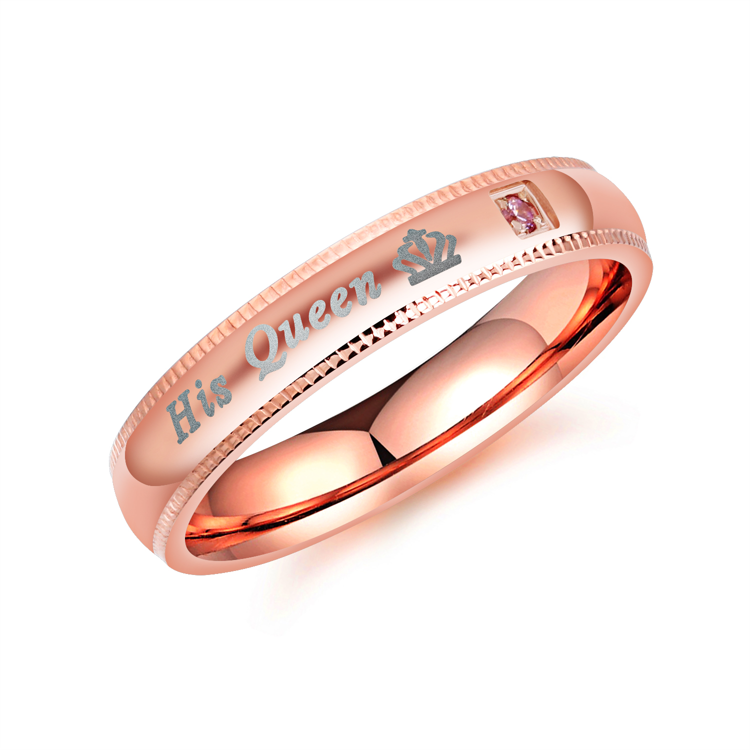 v couple black ring rhodium gold with pink silver lighting engagement products rings website