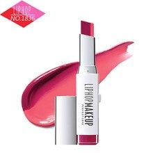 Brand LIPHOP lipstick 7 double Colors Lips Makeup stereo squ