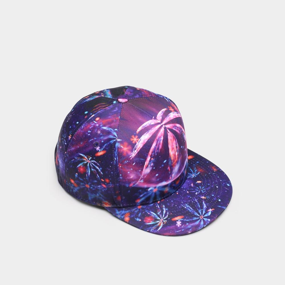 NUZADA Kwaliteit 3D-afdrukken Dames Heren Baseballcap Neutraal paar - Kledingaccessoires - Foto 4