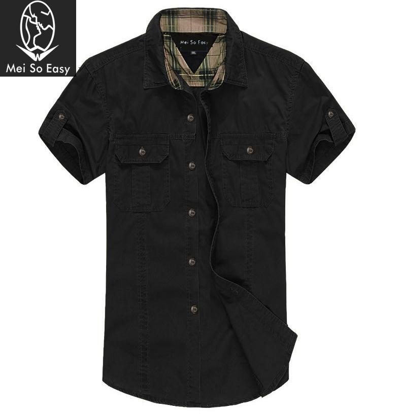 new arrival male mens shirt 100% cotton short-sleeve fashion casual 9XL160CM chest shirt Plus size 3XL 4XL 5XL 6XL 7XL 8XL 9XL