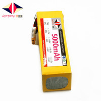 LYNYOUNG 6S lipo battery 22.2V 5000mAh 30C for RC Drone Airplane Helicopter Car part toy